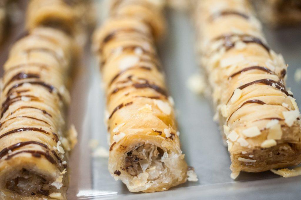Dessert - Ishtar Greek & Mediterranean Cuisine Service